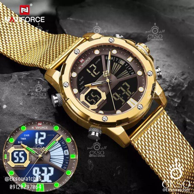 ساعت مچی مردانه ناوی فورس مدل 1210 NAVIFORCE