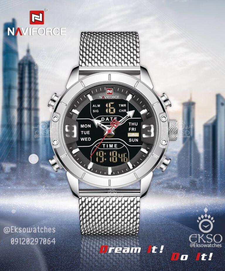 ساعت مچی مردانه ناوی فورس مدل 1218 NAVIFORCE