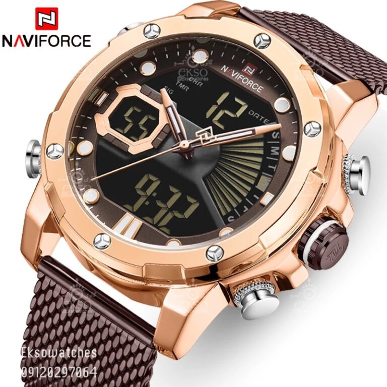 ساعت مچی مردانه ناوی فورس مدل 1214 NAVIFORCE