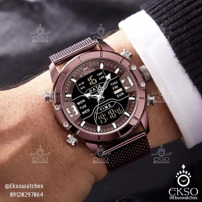 ساعت مچی مردانه ناوی فورس مدل 1215 NAVIFORCE